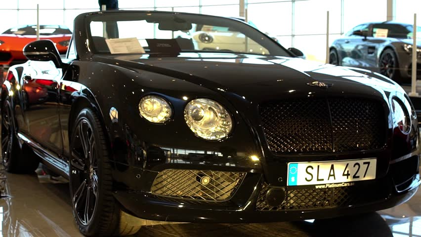 Header of Bentley