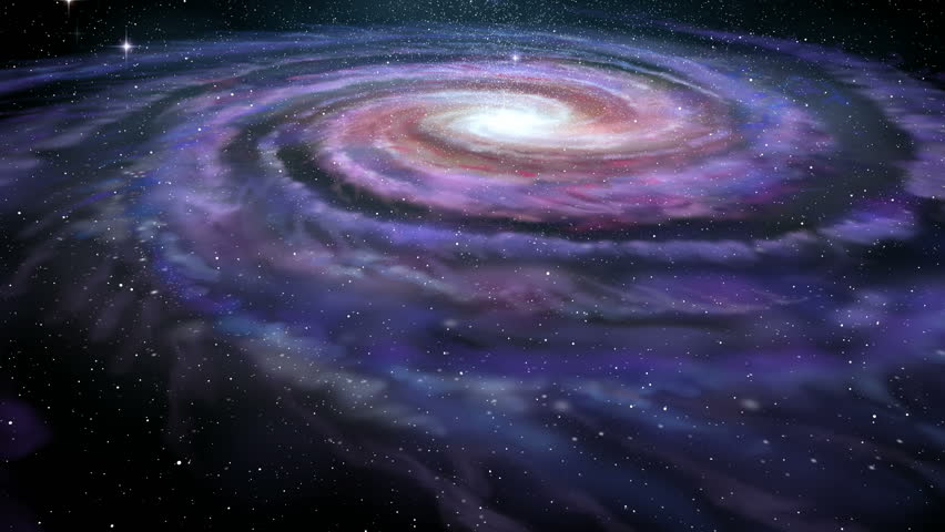 Spiral Galaxy Milky Way
