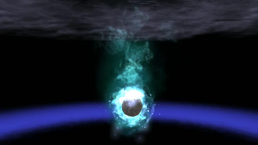 Magic Ball Animation