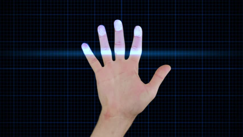 Animation of hand undergoing X-ray procedures and revealing fingerprints - HD stock footage clip & Trapped Man Knocking On Door Hands Shadow Abstract. Black And ... pezcame.com