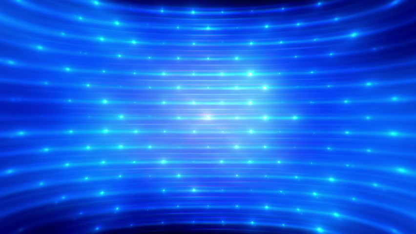 Flashing Light Show, Abstract Motion Background using flashing lights and lens flares giving random patterns.