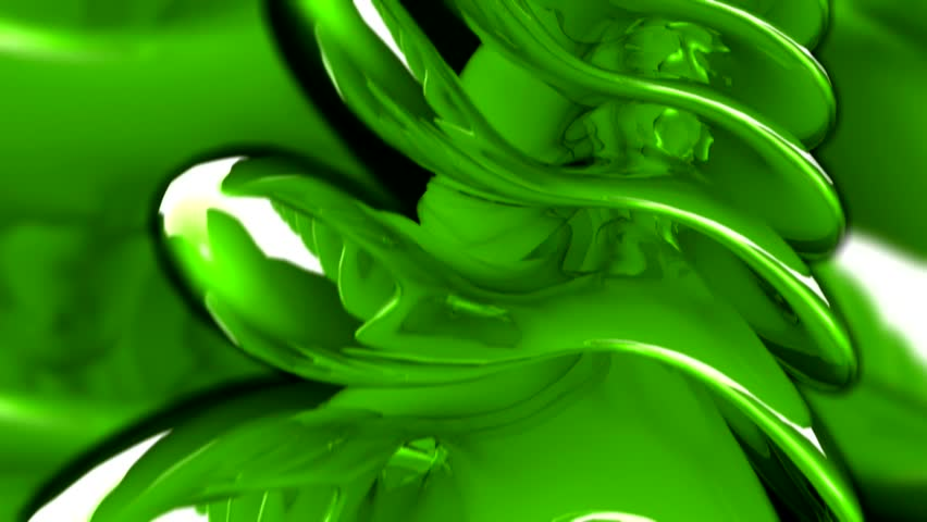 Abstract Green Shape Motion Background | Shutterstock HD Video #3669455