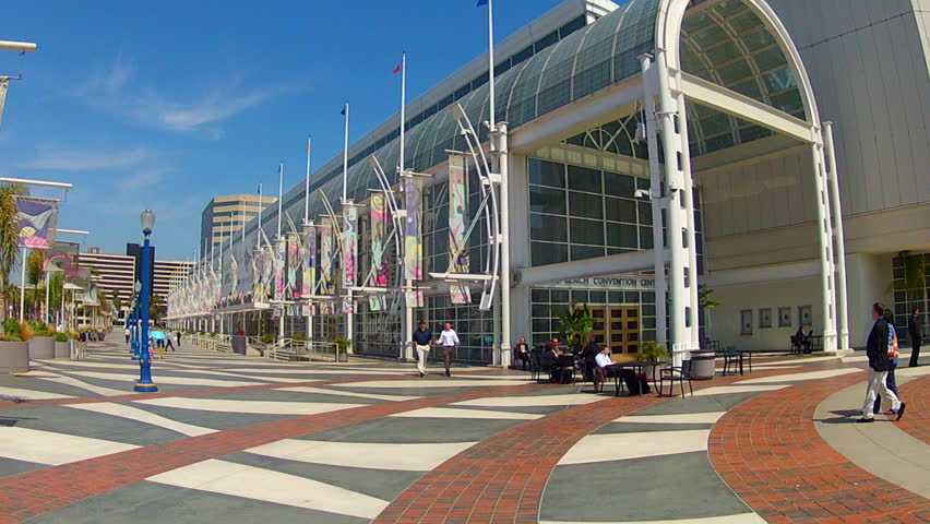Long Beach Convention Center Stock Video Footage 4k And Hd Clips Shutterstock