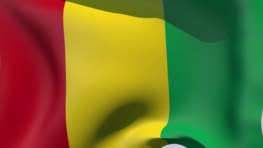 Flag of Guinea