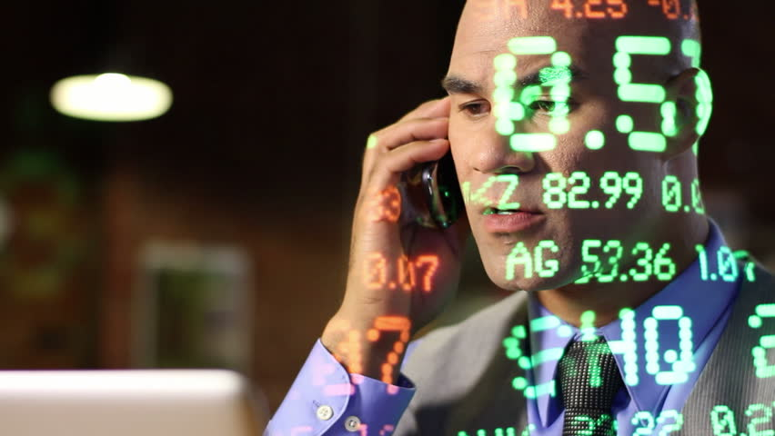 Stock Video Clip Of City Guy Making Deals On The Phone Shutterstock