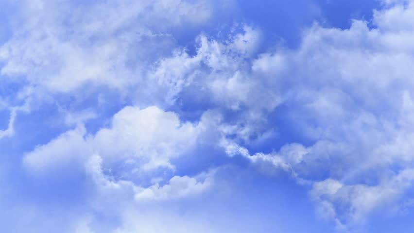 Fly Through Clouds - LOOP _ 1920x1080 HD