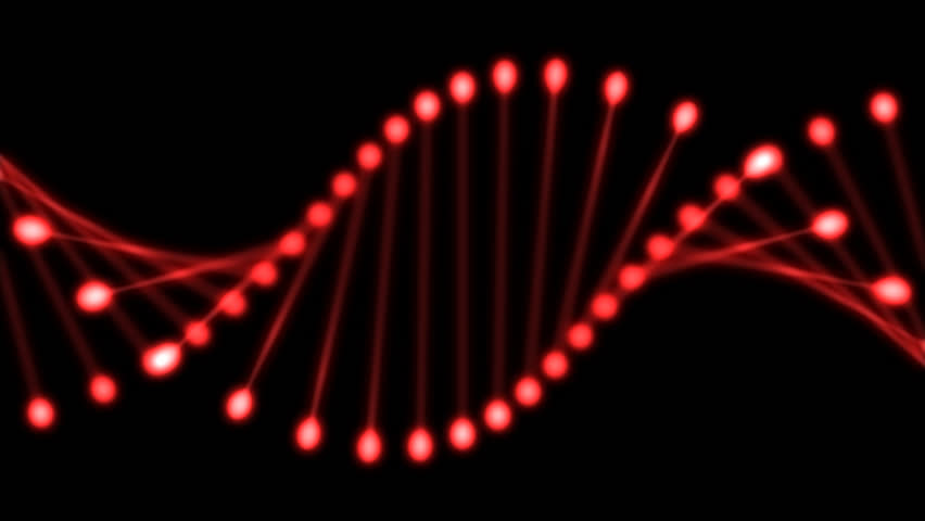 Abstract animation of DNA | Shutterstock HD Video #3934655