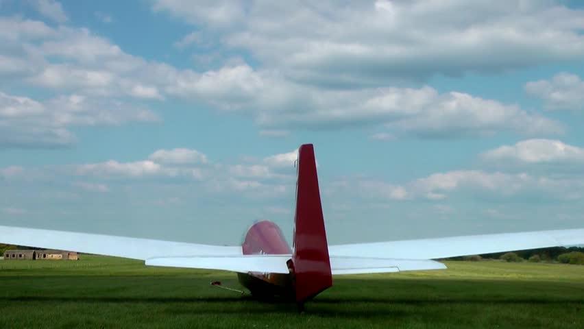 Header of glider