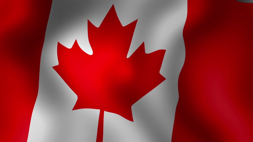 Canadian Flag Waving | www.pixshark.com - Images Galleries ...