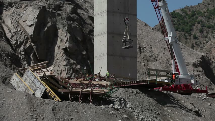 Construction of Bridge