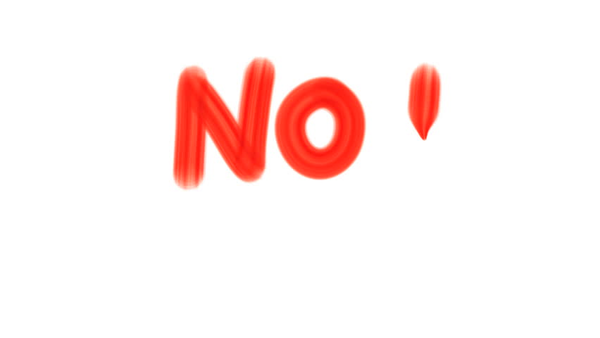 Image result for No! animation