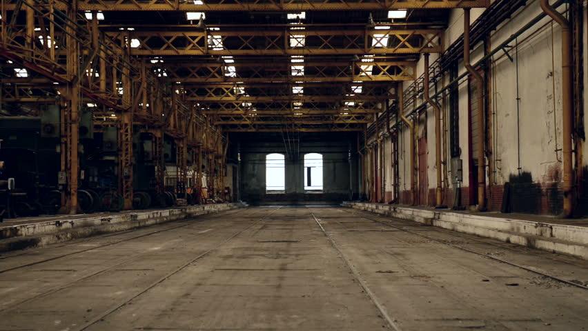 Old building inside