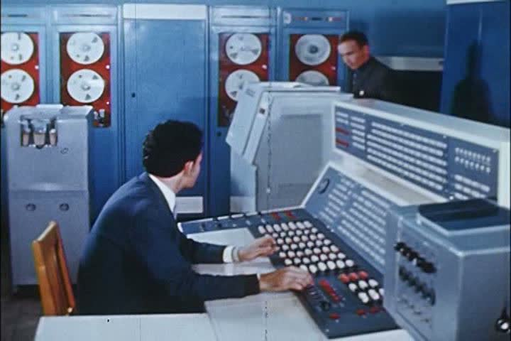 Computer dating in the 1960s