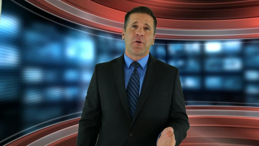 A Newscaster Reports on an SEO Service