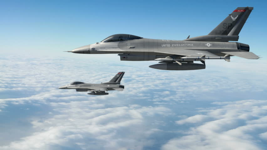 F 16 Fighting Falcons F 16 Fighting Falcon Is A U S Single