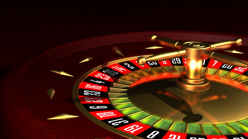 Roulette Wheel loop rotation