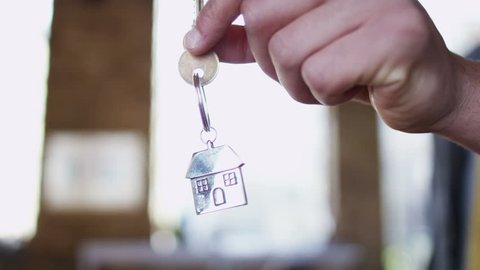 Key to a new home!