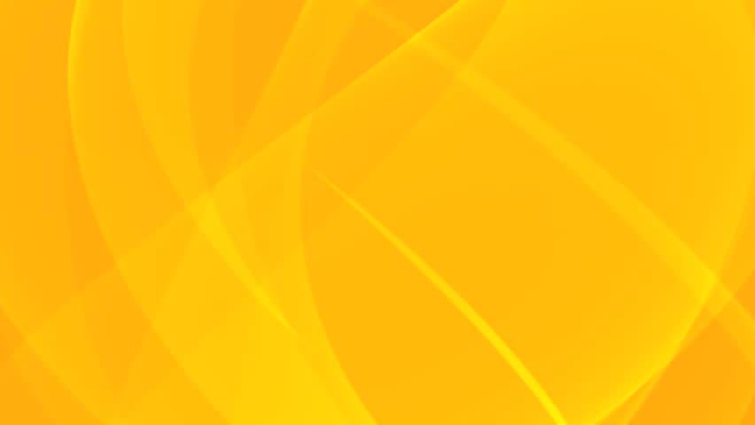 Elegant Waving Canvas 5 - Yellow and Orange - Background Loop