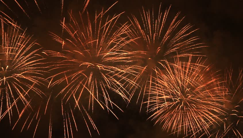 Beautiful fireworks festival | Shutterstock HD Video #4660805