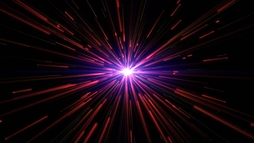 Light Energy gather simple CGI image background. #484615