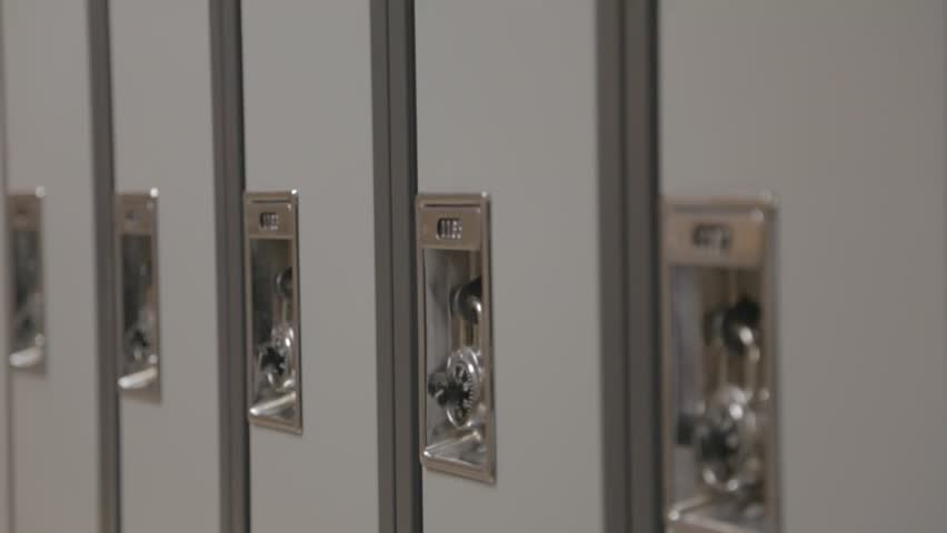 Header of locker