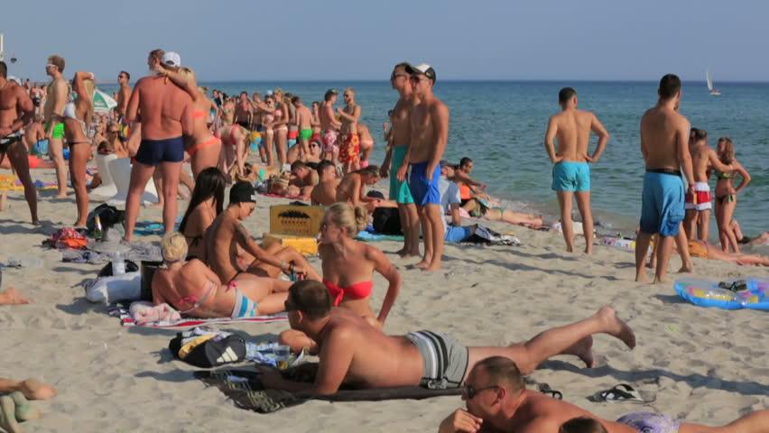 Крым секс и нудисты на пляже в отличной эротической подборке