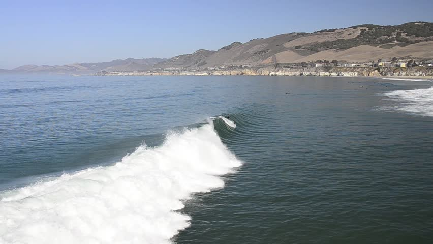 Pismo Beach Waves The Best Beaches In World