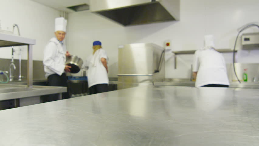 Team of Chefs in a Stock Footage Video (100% Royalty-free) 5101955 |  Shutterstock