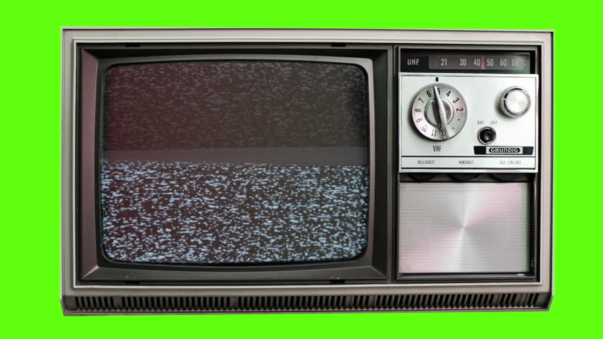 Television vintage | Shutterstock HD Video #5152145