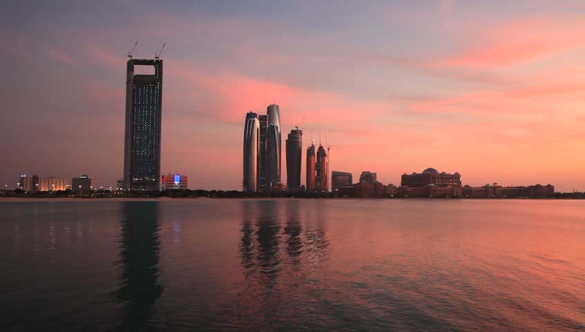 Header of Abu Dhabi