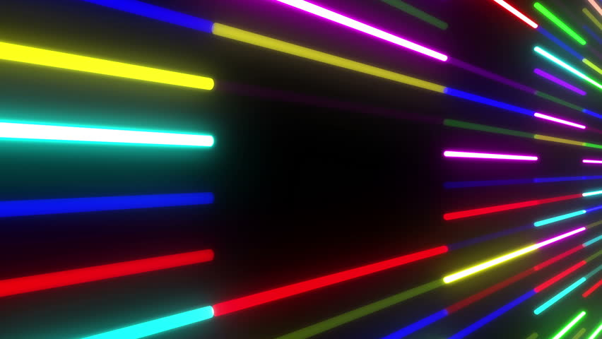Neon light Tube. | Shutterstock HD Video #5311835