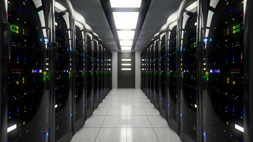 Blackout in server room