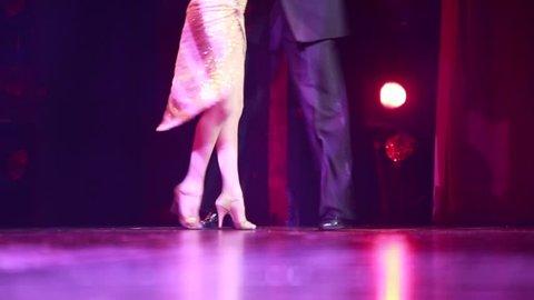"Tango SHow ""Tango Porteno"" in Buenos Aires in Argentina"