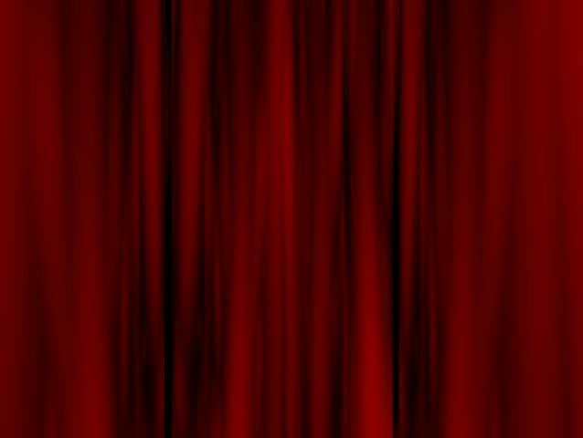Theater curtain background | Shutterstock HD Video #539965