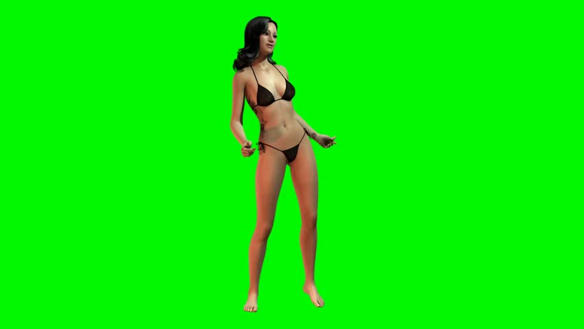 Casually found Sexy girl dancing clip really