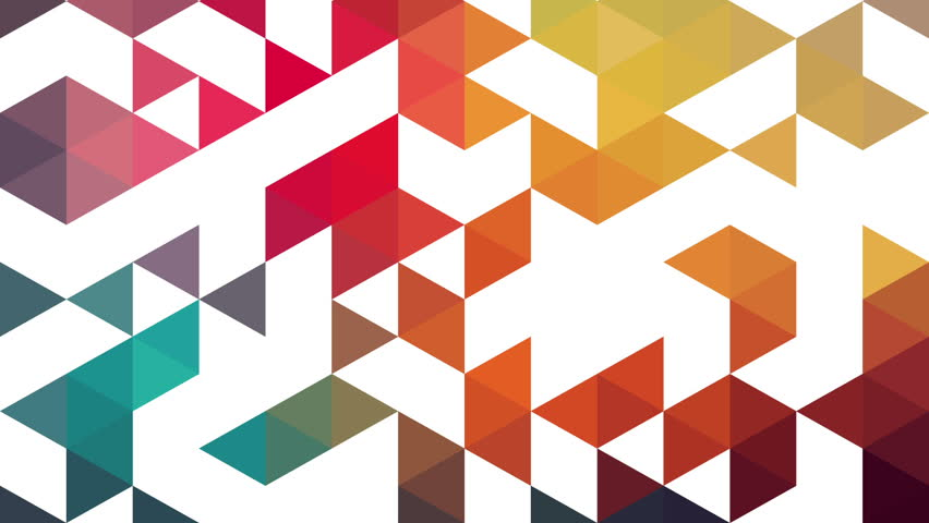 Triangles Hipster Animation, Retro Pattern Stock Footage Video (100%  Royalty-free) 5453105   Shutterstock