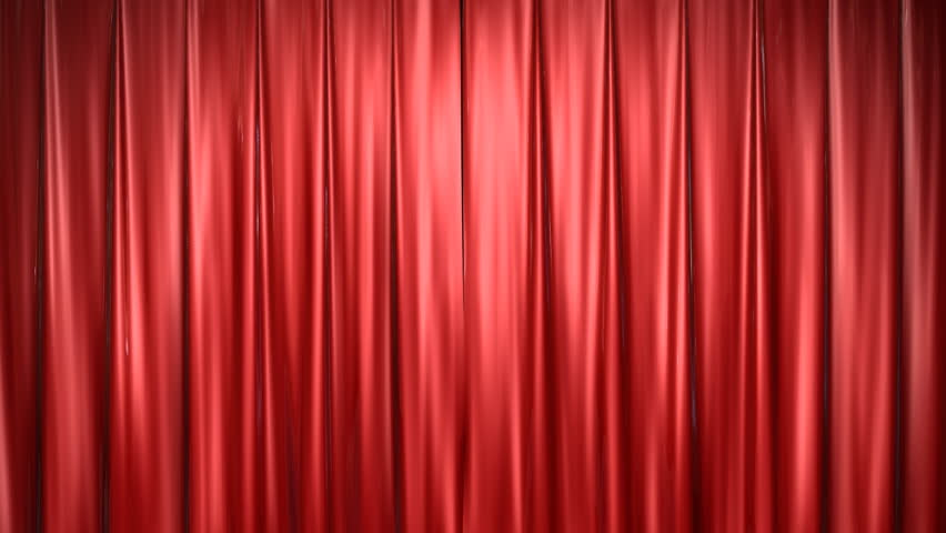 Closed theater curtains - Curtain Stage Stock Footage Video Shutterstock