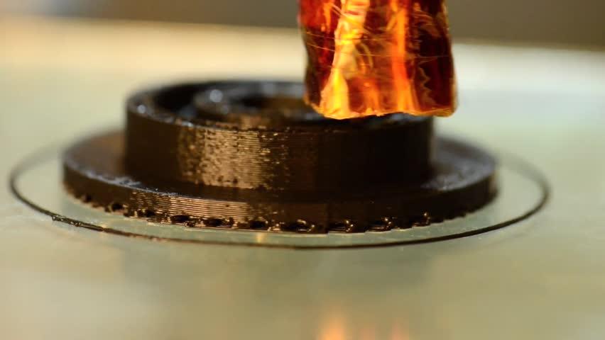 3D printing   Shutterstock HD Video #5591015