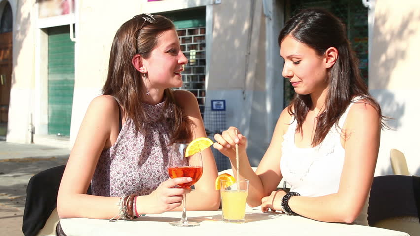 94bff44ff8 Two Young Women Cheering with Stock Footage Video (100% Royalty-free)  5656775