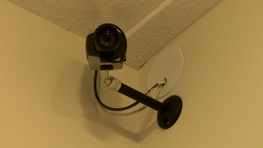 security cams are watching you