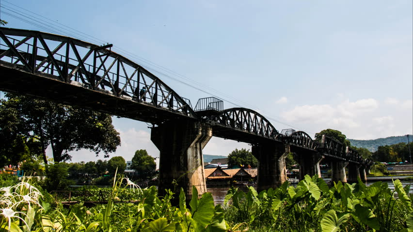 an analysis of a bridge over the river kwai The bridge on the river kwai in pierre boulle's book the bridge over the river kwai and the film which was based on it litigation forms and analysis.