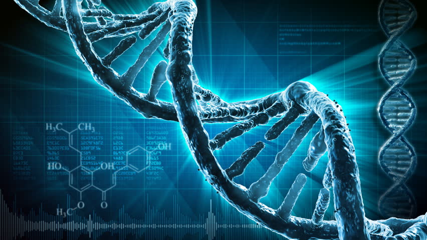 Dna Background Stock Footage Video  Shutterstock