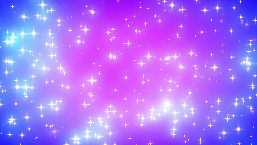 Flickering stars purple background seamlessly looping animation pink nebula looping glowing stars background 1 dense hd stock footage clip voltagebd Gallery