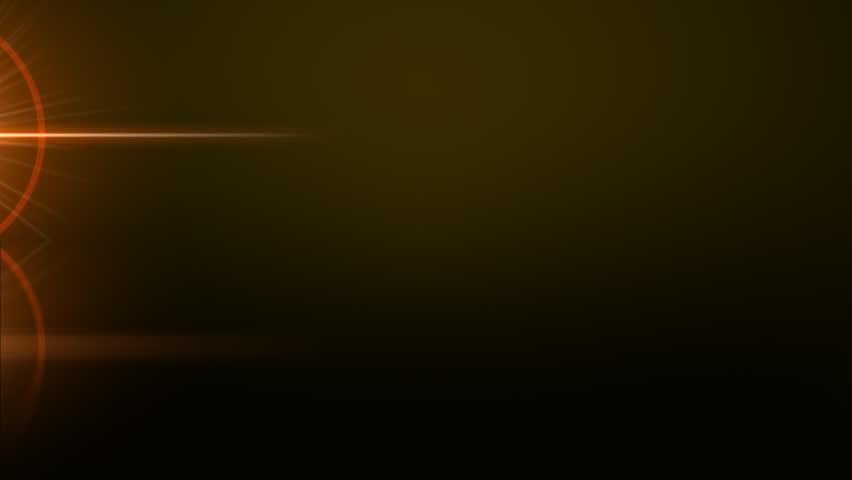Light streaks with lens flare | Shutterstock HD Video #665035