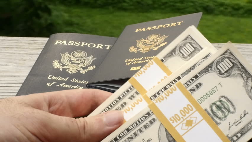 Stock video of panning shot of passports from usa 3222394 visually similar footage thecheapjerseys Images