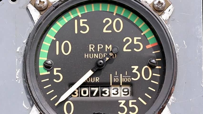 Tachometer With Hour Meter : Tiny tach digital tachometer hour meter