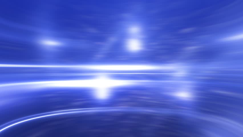 News Style Blue Abstract Motion Background - Colorful Abstract Motion Backgrounds