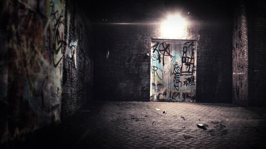 Header of alley