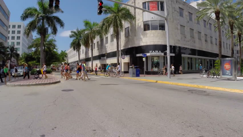 Miami Beach August 22 Stockvideos Filmmaterial 100 Lizenzfrei 7139425 Shutterstock
