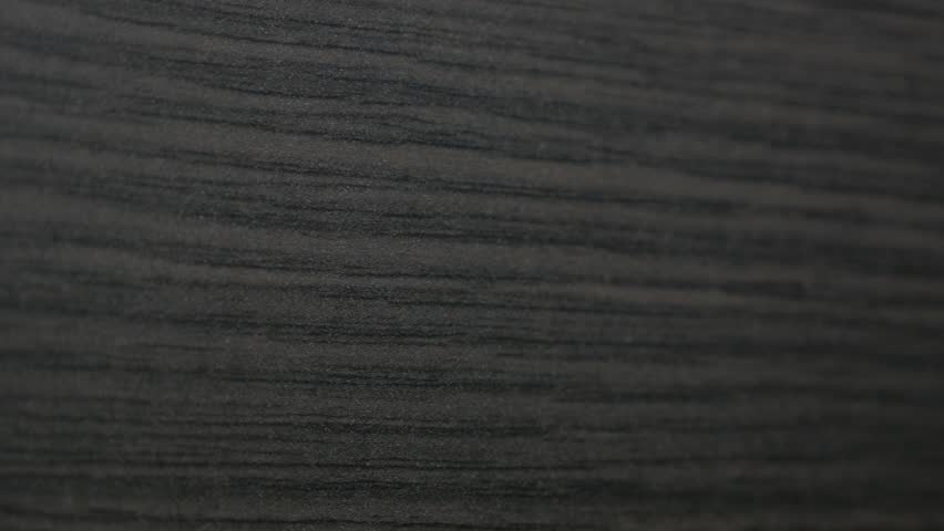 Black Painted Wood Texture